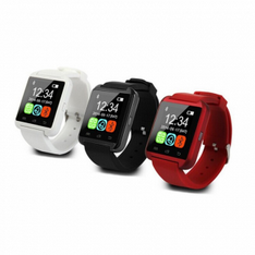 SmartWatch U8 Bluetooth Blanco 1